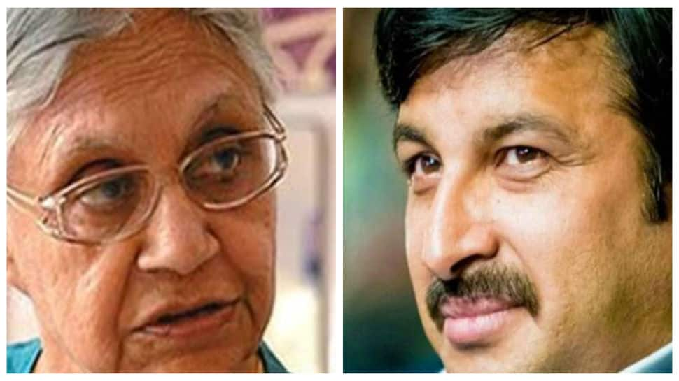 Sheila Dikshit vs Manoj Tiwari in North East Delhi Lok Sabha seat