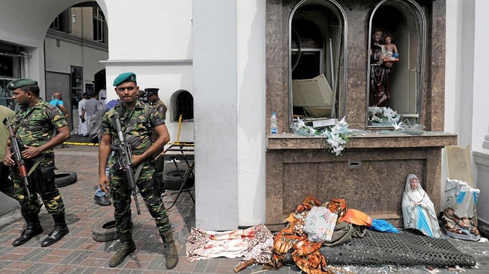 Blast in van near church in Colombo when officials were defusing bomb: Witness