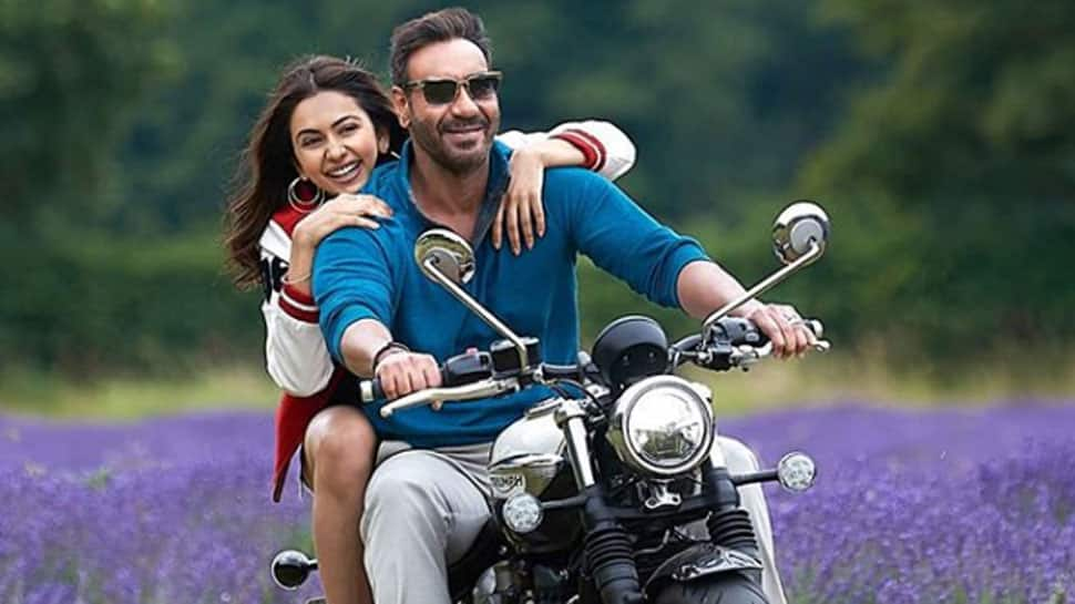 De De Pyaar De: Ajay Devgn-Rakul Preet Singh's chemistry is to watch out for in 'Tu Mila To Haina' song—Watch
