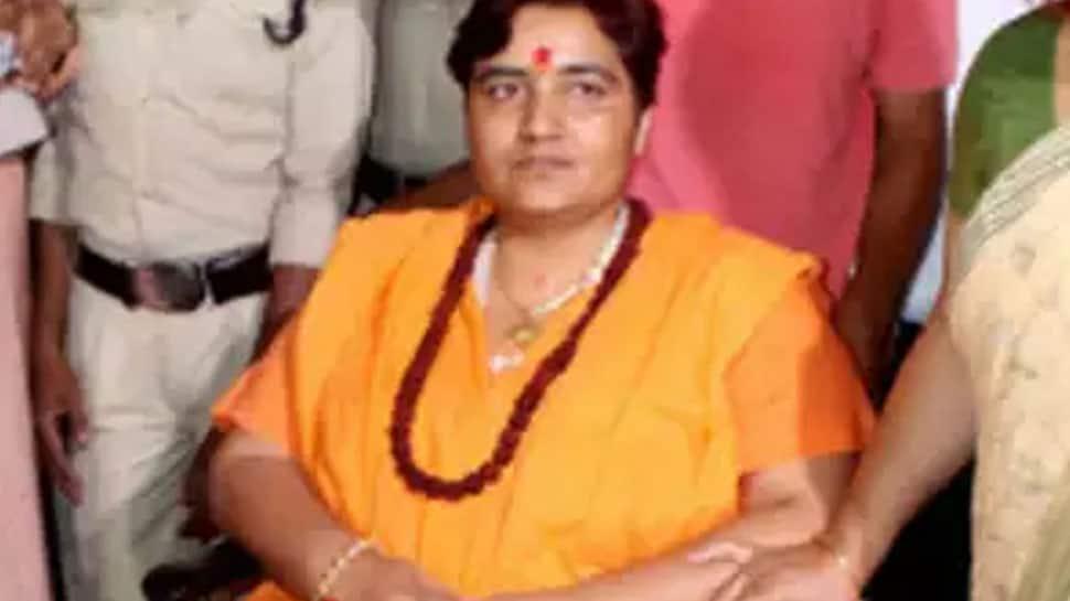 Sadhvi Pragya Thakur, BJP's Bhopal candidate, has assets worth Rs 4.5 lakh