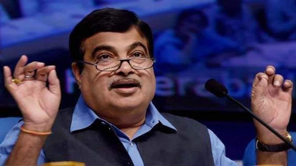 Lok Sabha poll a choice between 'majboor' and 'mazboot' leadership: Nitin Gadkari