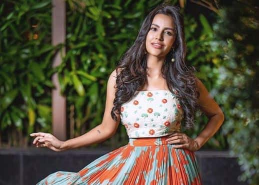Twitter user calls Priya Anand 'bad luck' for co-stars, actress hits back