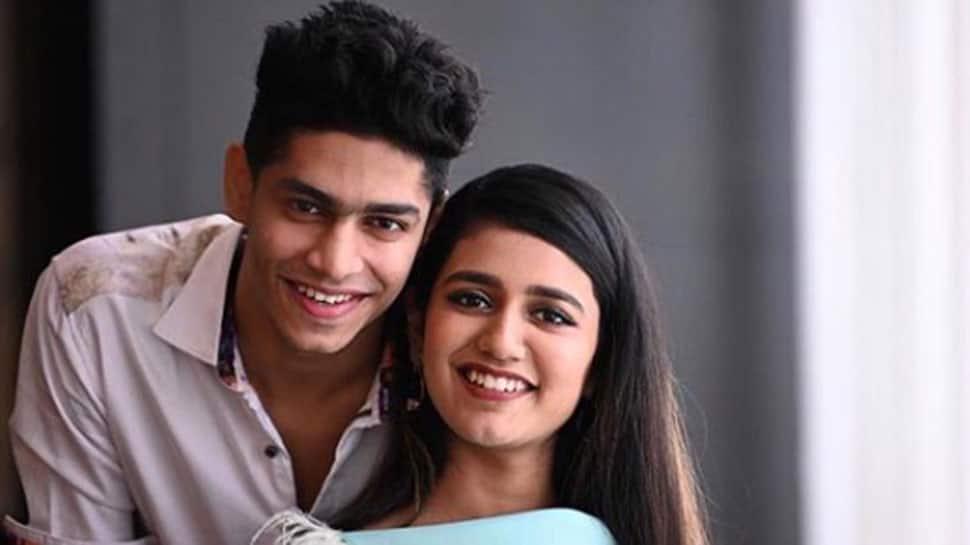 Priya Prakash Varrier shares adorable pics with co-star Roshan Abdul Rahoof on his birthday, writes heartfelt note