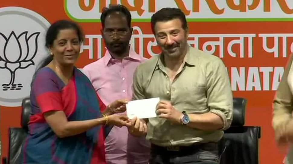 BJP fields Sunny Deol from Gurdaspur, Kirron Kher gets ticket from Chandigarh