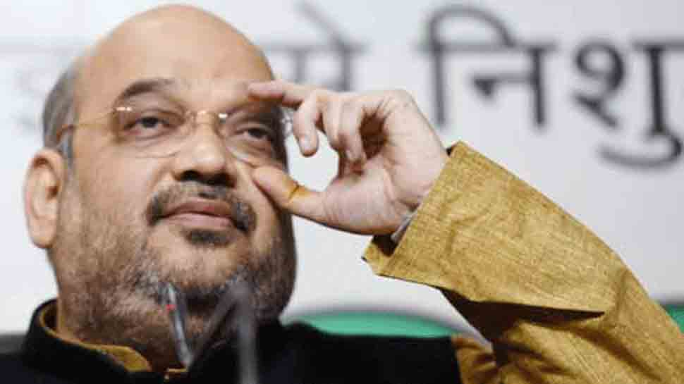 LS Poll campaign — PM Narendra Modi will file nomination from Varanasi on April 26: Amit Shah