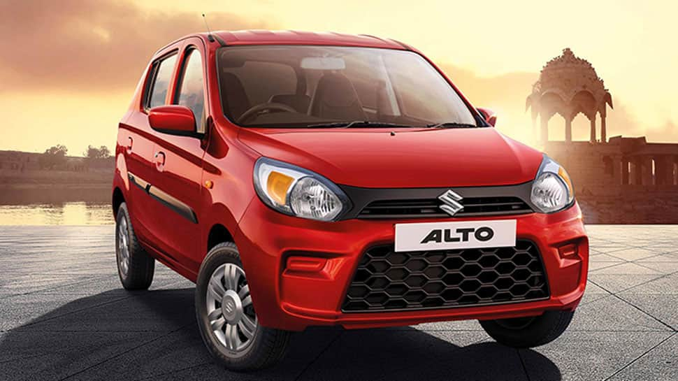 Maruti launches new Alto 800 at starting price of Rs 2.93 lakh