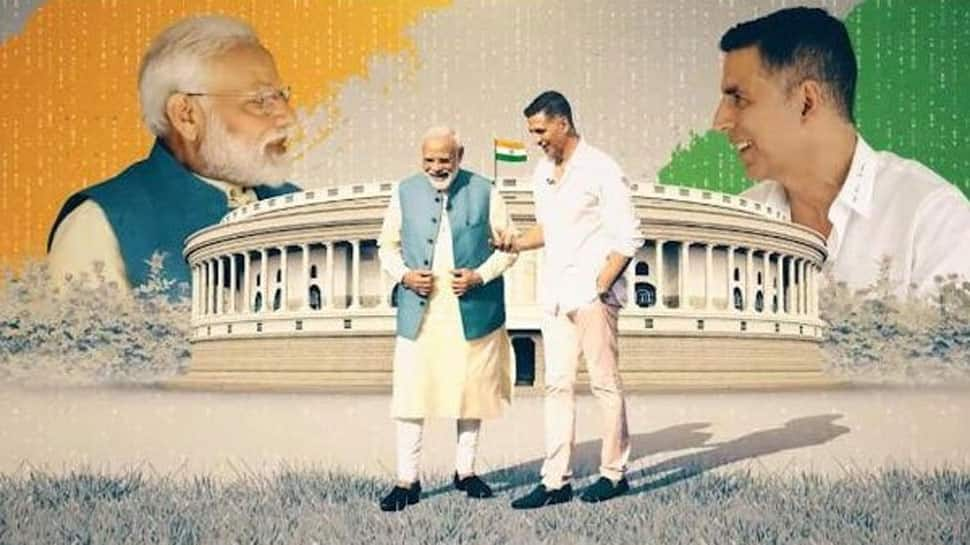 Many friends in Opposition, Mamata Banerjee sends me gifts round the year: PM Narendra Modi interacts with Akshay Kumar