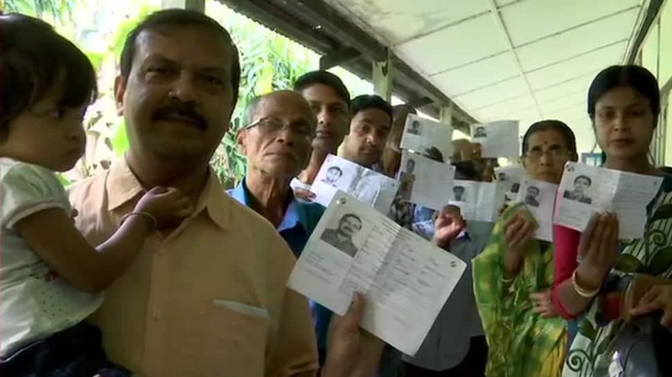 Shrawasti Lok Sabha constituency