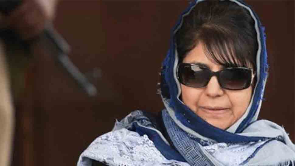 Yasin Malik should be immediately released as he is really unwell, says Mehbooba Mufti