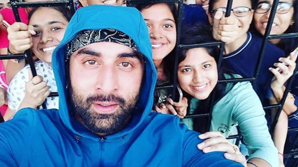 Neetu Kapoor shares Ranbir Kapoor's viral pic with an 'interesting' caption—See inside