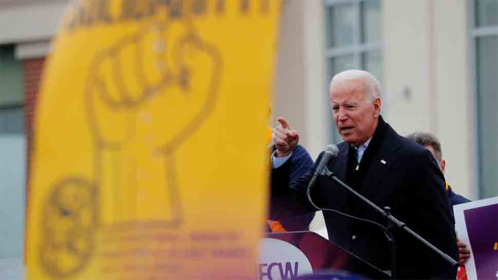 Former US Vice President Joe Biden announces candidacy for 2020 presidential race