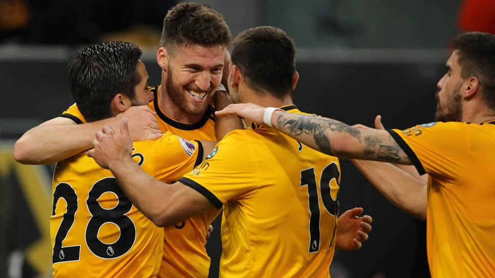 EPL: Arsenal's top-four hopes dented by defeat at Wolverhampton Wanderers