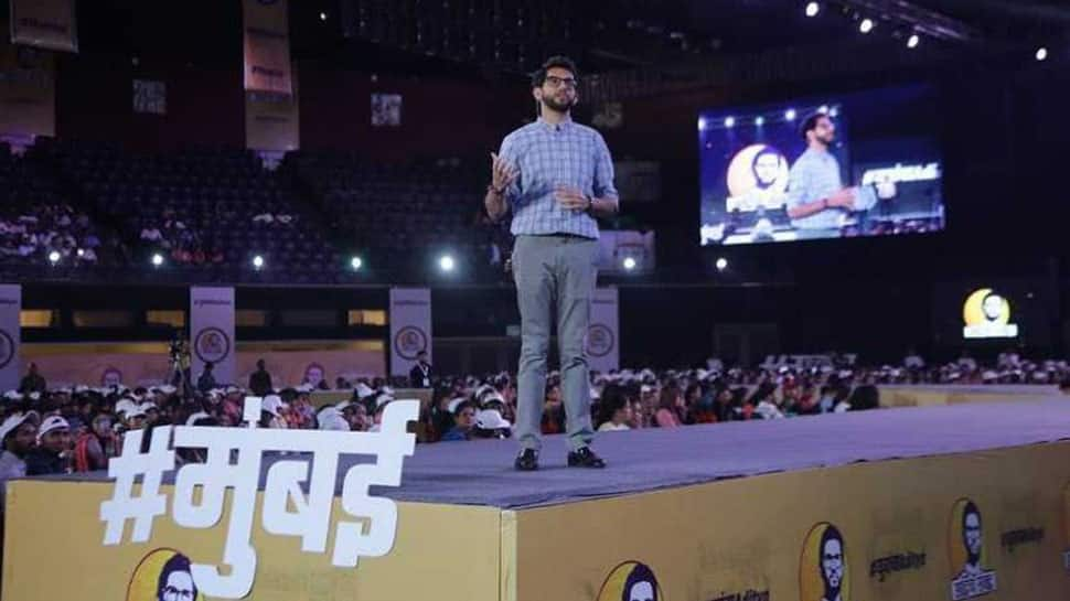 How Uddhav Thackeray's son Aditya Thackeray is changing Shiv Sena's style of campaigning