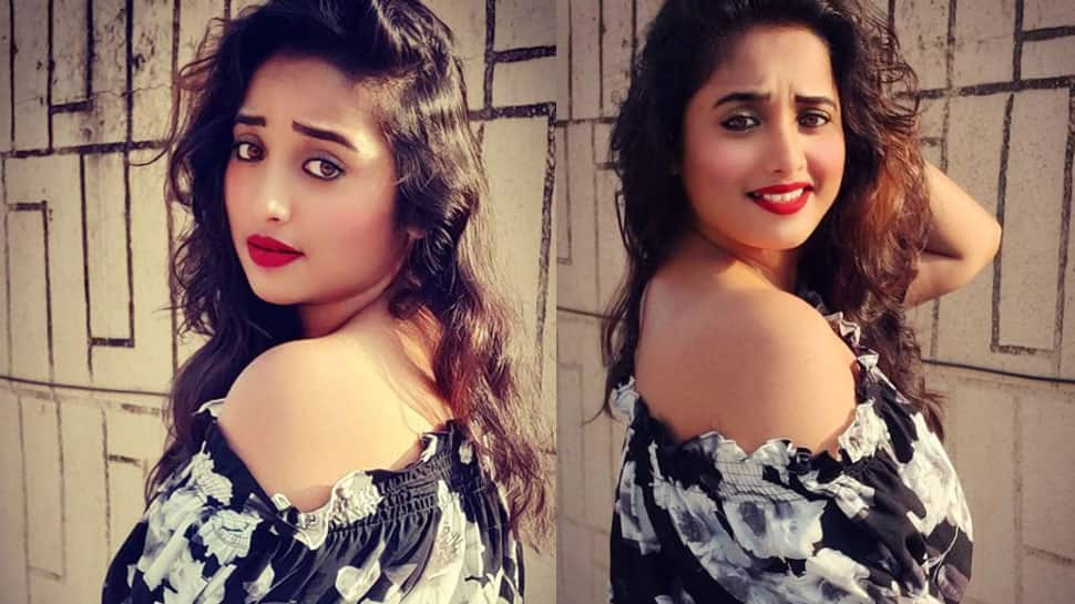 Rani Chatterjee looks stunning in a red assymterical dress—See pic