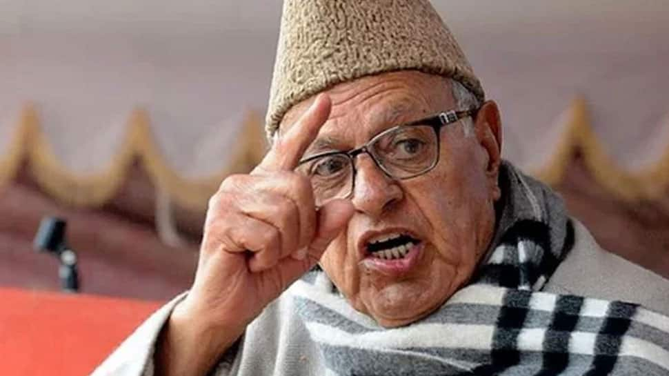 Those trying to tinker with Article 370 and Article 35-A are playing with fire: NC chief Farooq Abdullah
