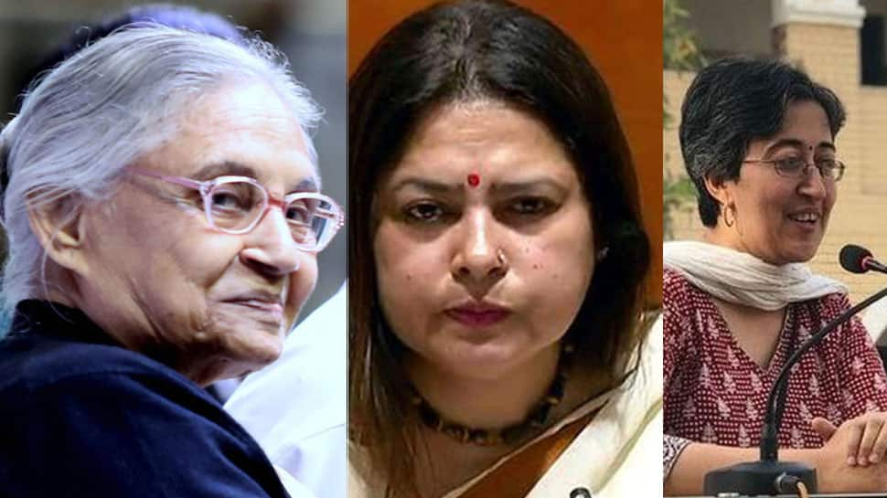Only 13 out of the total 173 candidates fighting Lok Sabha poll in Delhi are women