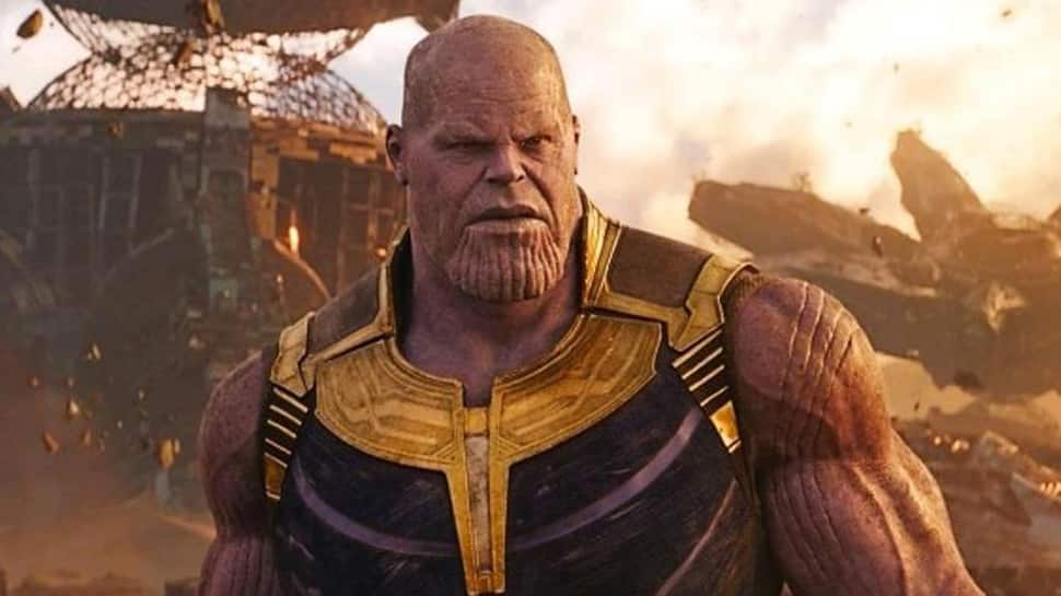 Google Thanos and click on his infinity stone studded gauntlet, here's what will happen!