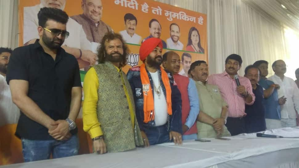 Lok Sabha election: Singer Daler Mehndi joins BJP