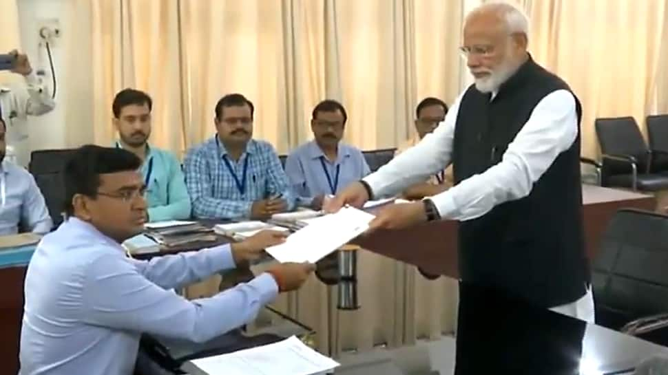 All you need to know about Surendra Singh, officer who accepted PM Narendra Modi's papers