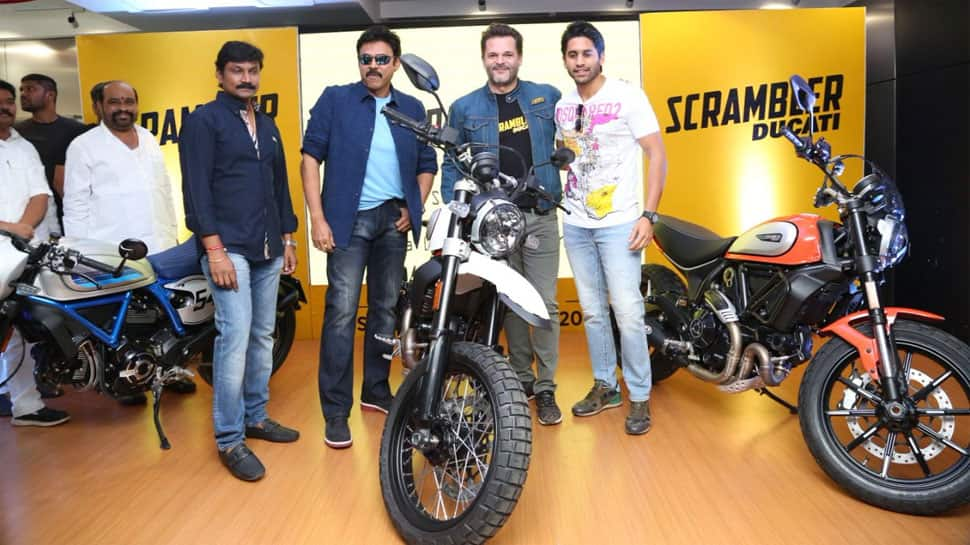 Ducati drives in new Scrambler range in India