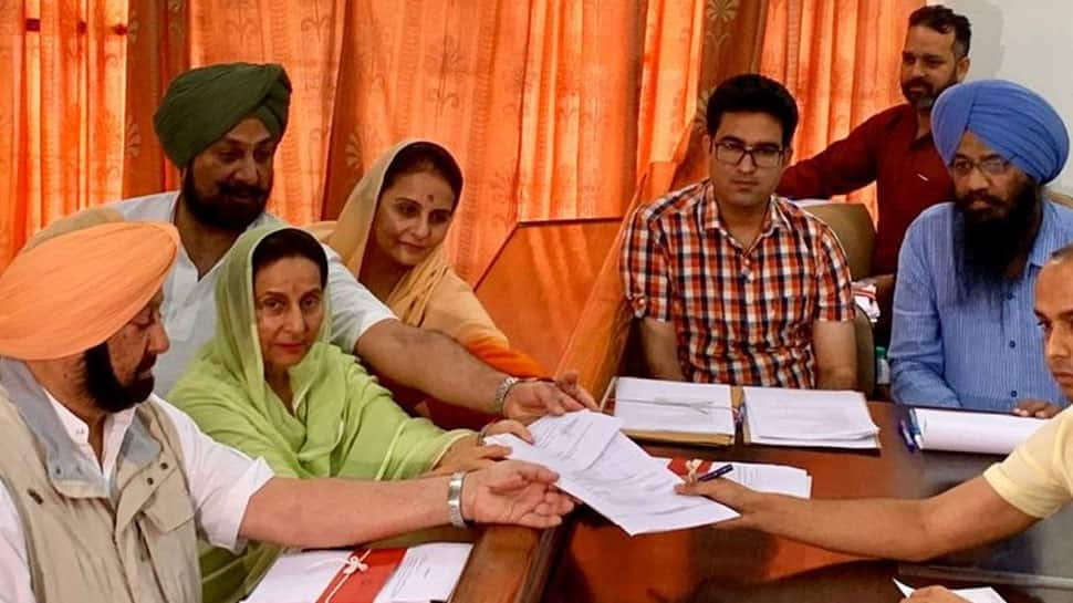 Patiala Lok Sabha Constituency