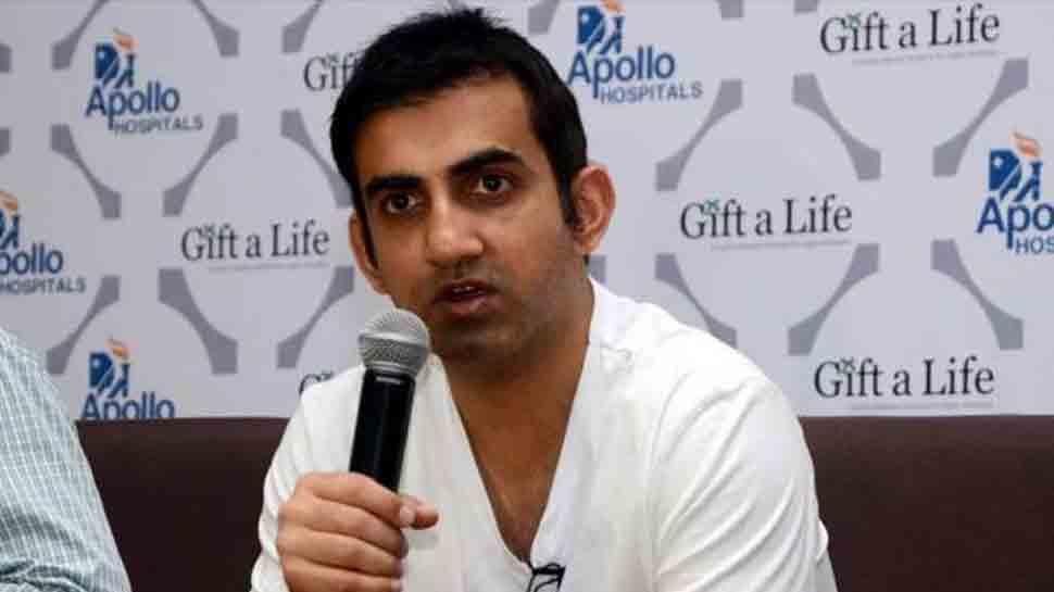 AAP candidate files complaint against BJP candidate Gautam Gambhir