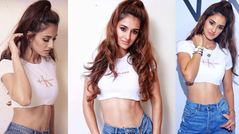 Disha Patani's latest pic will instantly remind you of a Barbie—See inside