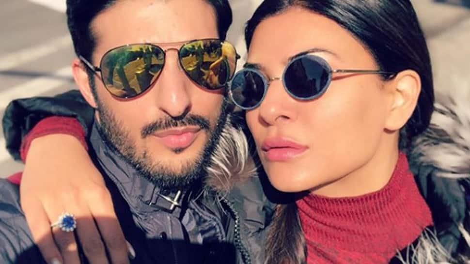 Sushmita Sen engaged to boyfriend Rohman Shawl? This pic suggests so