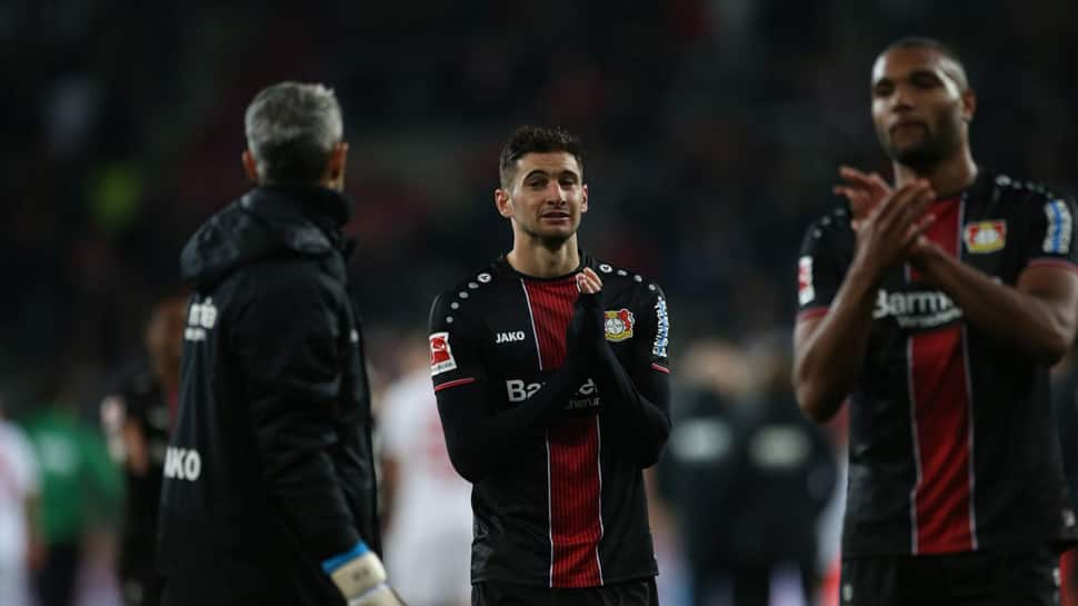 Bayer Leverkusen win again to reignite Champions League hopes