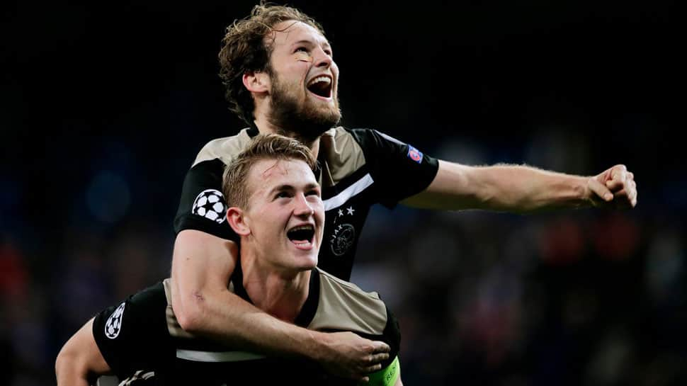 Experience helped propel Ajax Amsterdam to Champions League semi-finals