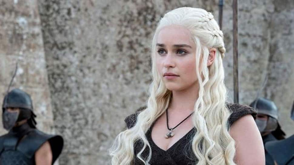 Emilia Clarke goes undercover as Jon Snow for prank