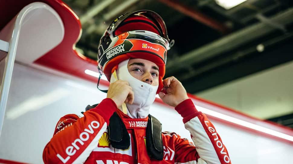 Formula 1: Ferrari's Charles Leclerc completes domination of Baku practice