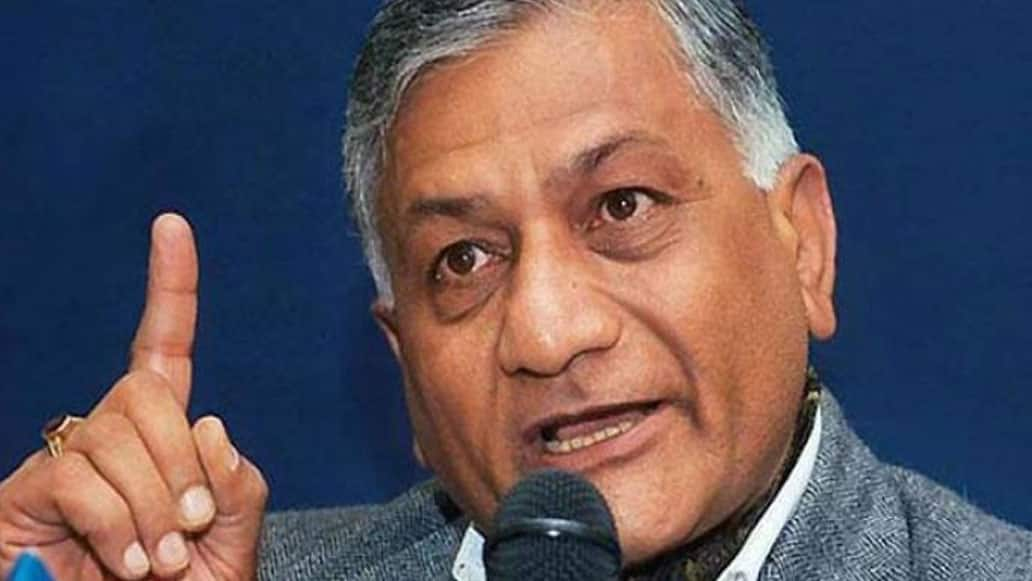 Pakistan can never be India's friend: Gen VK Singh