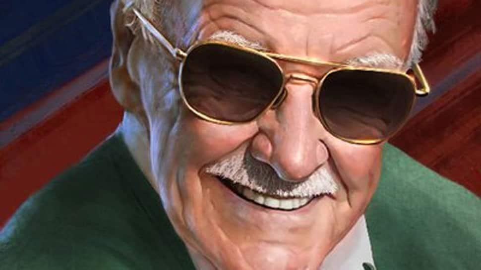 Make love, not war: Stan Lee in '...Endgame' cameo
