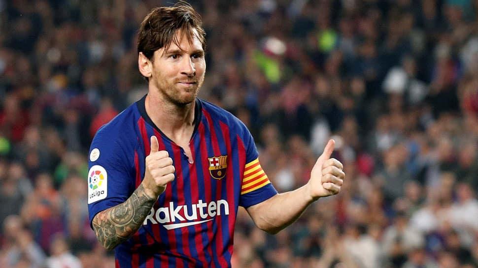 Lionel Messi seals another La Liga title for Barcelona