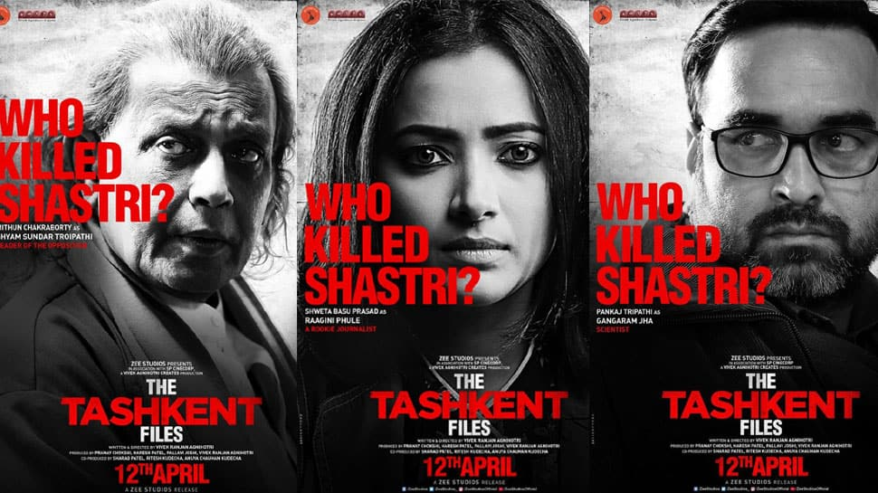 The Tashkent Files inches closer to hit Rs 10 crore mark at Box Office