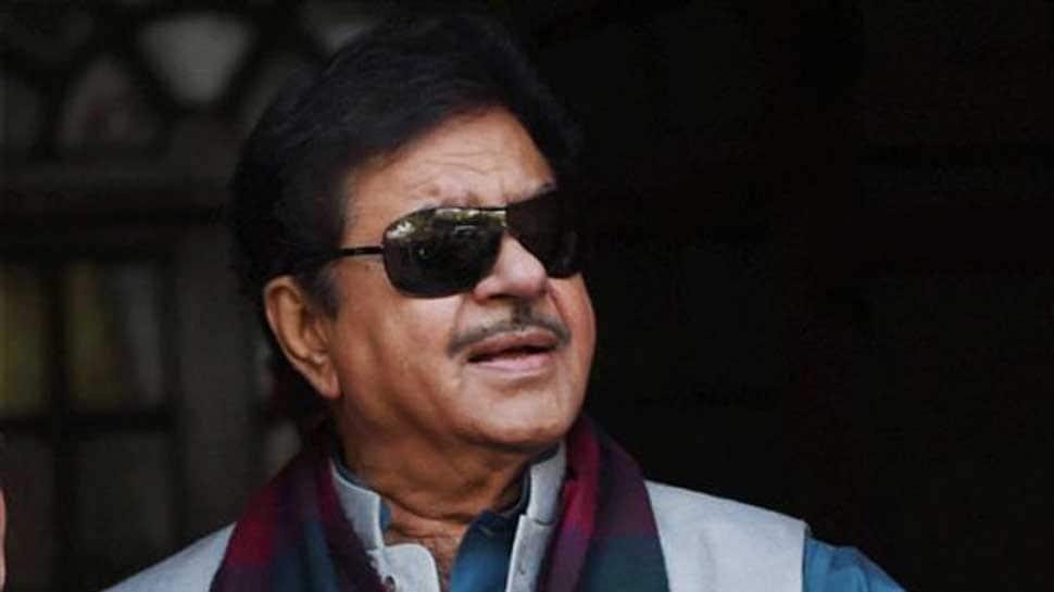 Congress leader Shatrughan Sinha files nomination from Patna Sahib Lok Sabha constituency