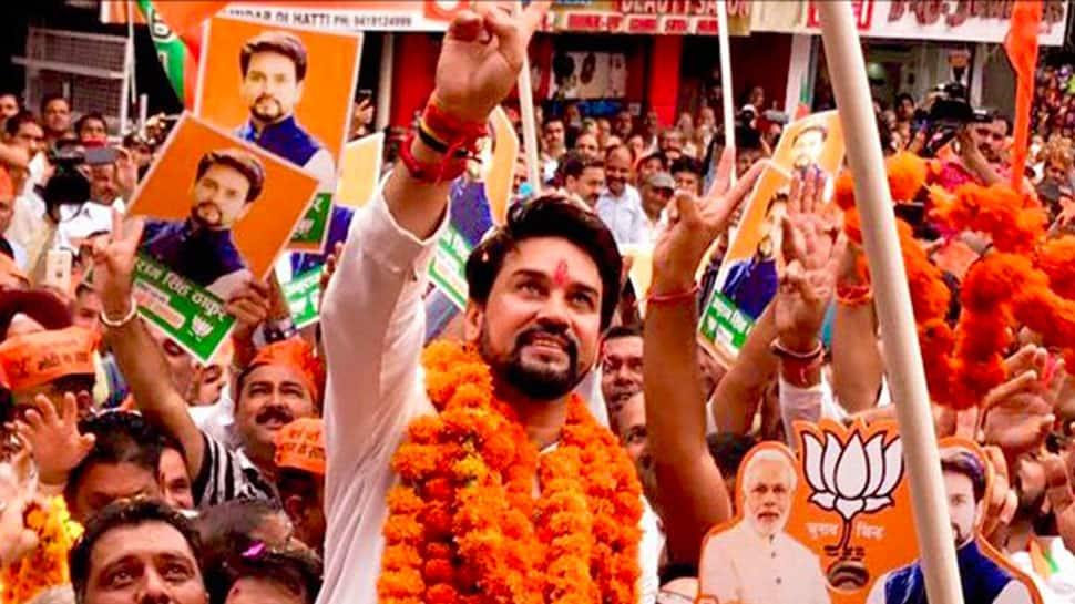 Hamirpur (HP) Lok Sabha Constituency