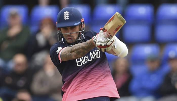 Alex Hales dropped from England's ICC World Cup squad