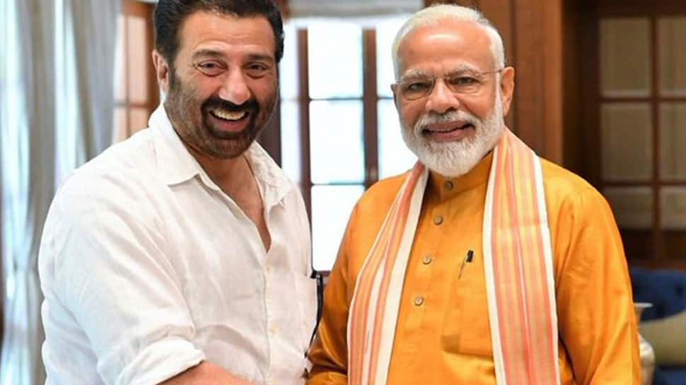 Sunny Deol, BJP's candidate from Gurudaspur, declares assets worth Rs 87.18 crore