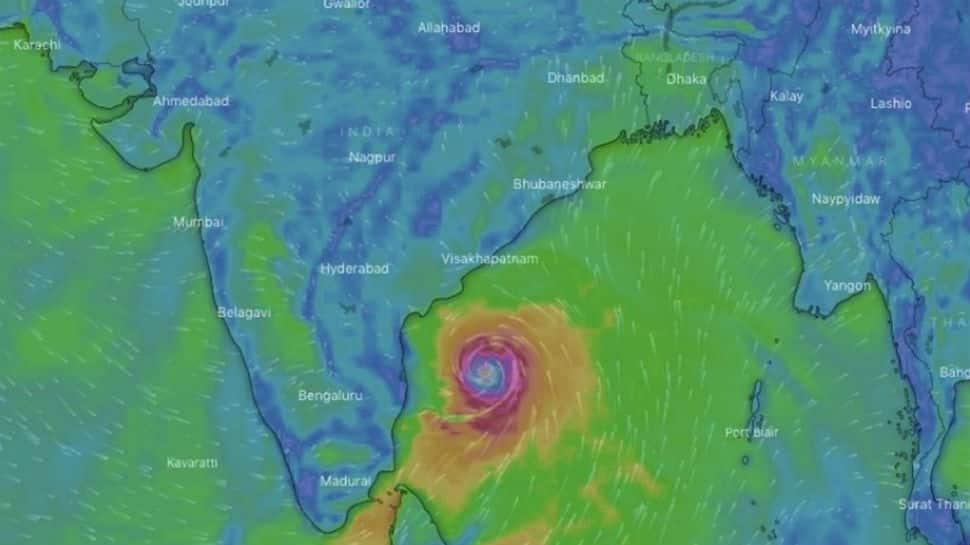 Odisha on high alert as Cyclone Fani progresses, CM Naveen Patnaik reviews situation