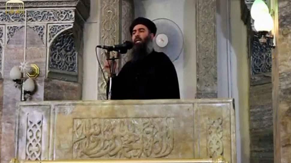 ISIS airs rare video from leader Abu Bakr al-Baghdadi