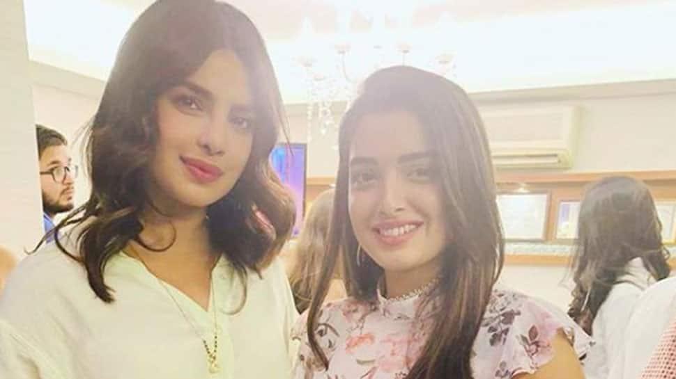 When Aamrapali Dubey met Priyanka Chopra—See pics
