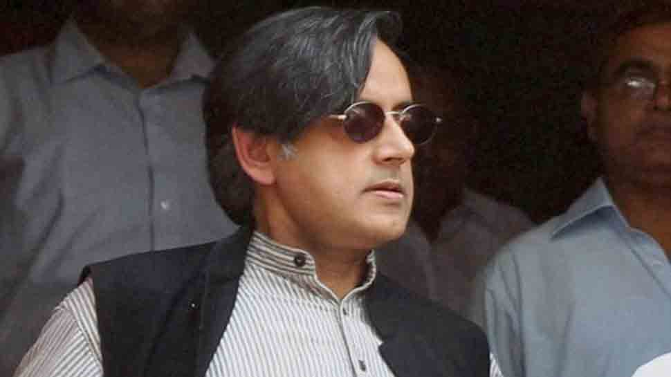 Sunanda Pushkar death case: Delhi court allows Shashi Tharoor to travel to US