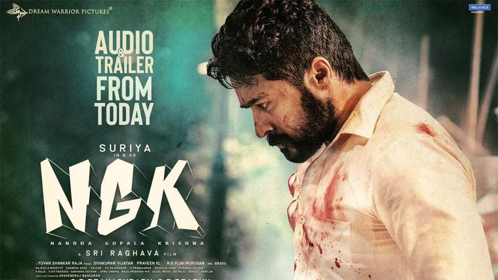 Suriya's NGK to be an action-packed political drama