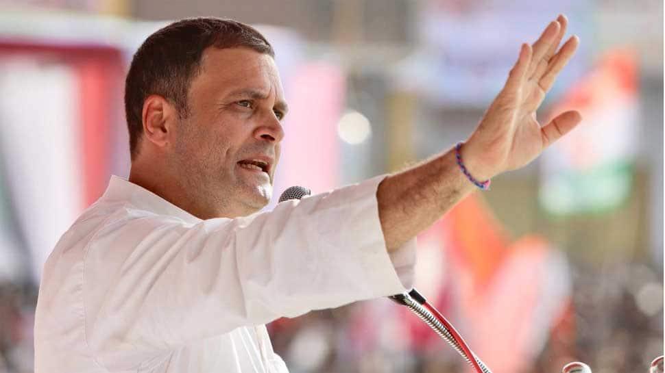 Rahul Gandhi apologises for attributing 'chowkidar chor hai' comment to SC