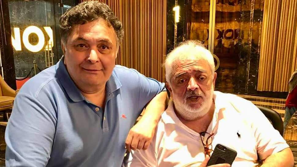 Rishi Kapoor is cancer free, claims filmmaker Rahul Rawail in Facebook post