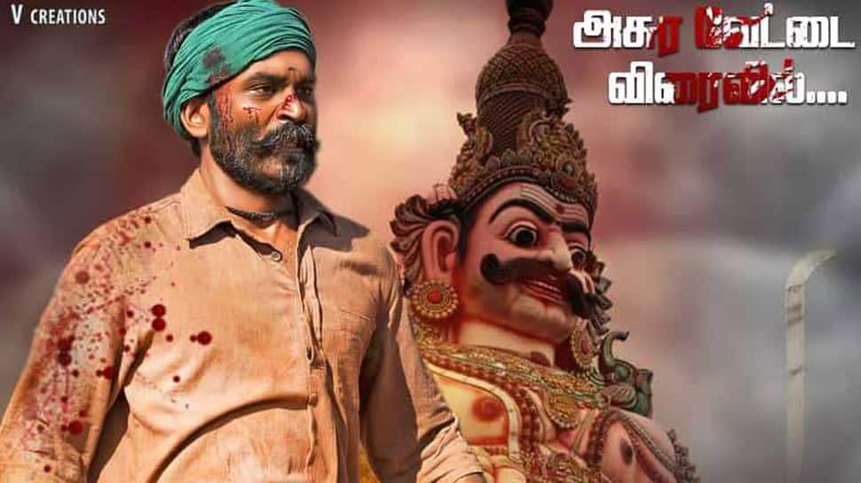 Dhanush and team shoot for the last schedule of Asuran