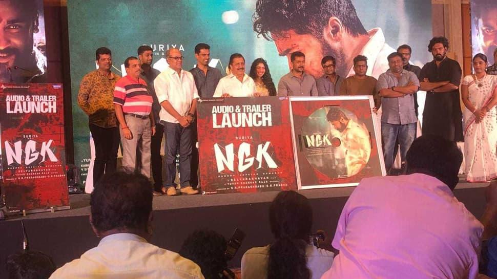 NGK Will Impress Fans: Suriya