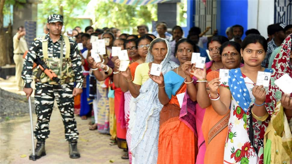Lok Sabha election: EC deploys central forces to ensure peaceful polling in violence-hit West Bengal
